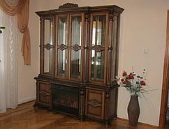 Дубовая мебель для гостиной