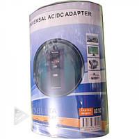 Зарядное устройство от прикуривателя и сети Adapter 120W, 2А, 5.5*2.5мм, блок питания для ноутбука с прикуривателем, фото 1