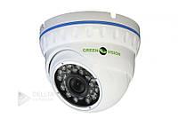 "Камера AHD Green Vision GV-022-AHD-E-DOA10-20, 1/4"" Aptina 1.0MP CMOS, AHD/CVBS (960H)(BNC),  Системы IP-видеонаблюдения"