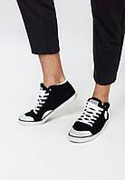 Кеды черные мужскиеPepe Jeans