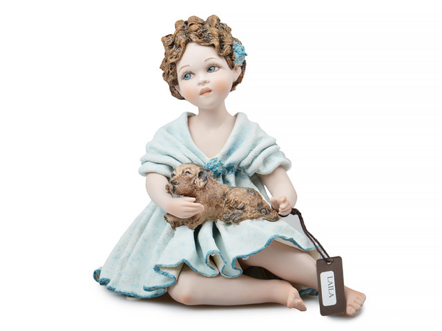 Коллекционные Фарфоровые Куклы SIBANIA ручной работы