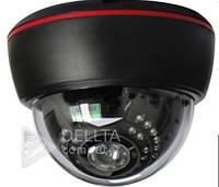 """Видеонаблюдение, IP - камера CT-IDP412F1, CMOS, 1/3"""", 1.3Мп, День/ночь, ИК-подсветка, монофокальная, WDR, DNR, BLC, Ip видеокамера CT-IDP412F1"""