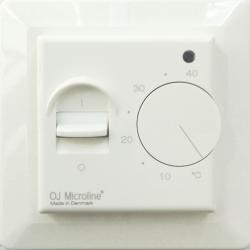 OJ Electronics MTN-1991 - механический терморегулятор