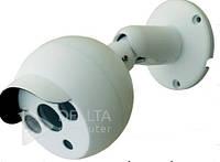 Видеонаблюдение, IP - камера CT-I334A1-2, ИК-светодиод, 2Pcs Массив bull, 1/3'', 1.3 Mega 960P, с кронштейном, Видеокамера CT-I334A1-2