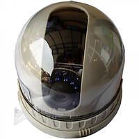 """Камера видеонаблюдения, камера DC-5.5 купол SONY+remote control, Аналоговая, 1/3"""", 700ТВЛ, День/ночь, 12 В, Видеокамера DC-5.5 купол SONY"""