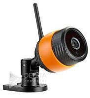 Камера видеонаблюдения, Ip камера CT-B918, WiFI, CMOS, 1,3MP, ИК подсветка, MicroSd, Датчик движения,  Камера видеонаблюденя Ip камера CT-B918