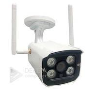 Камера видеонаблюдения, Ip камера CT-B927, День/ночь, внутренняя, ИК-подсветка, 1.3Мп, 4канальный, WiFi, Система видеонаблюдения Ip камера CT-B927