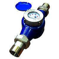 Счётчики для холодной воды многоструйные крыльчатые MTK-UA Ду15