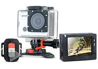 "Водонепроницаемая спортивная камера G 486, Windows,  2"" HD, CMOS 5 Мп, Wi-Fi, Видеокамера"
