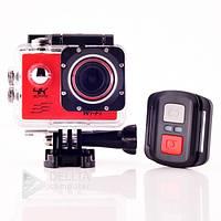 Водонепроницаемая спортивная камера V3R, Full HD, CMOS, Micro USB / HDMI, H.264, Micro SD, Экшн-камера
