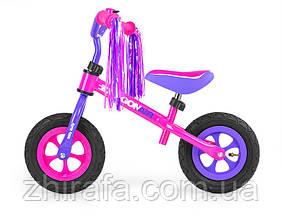 Беговел Milly Mally Dragon Air Pink