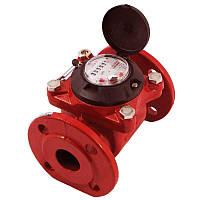 Счётчик для горячей воды турбинный (Фланец) WPK-UA Ду200