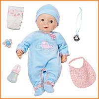 Кукла интерактивная с мимикой Baby Annabell Zapf Creation 794654
