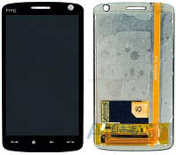 Дисплей (экран) для телефона HTC Touch HD T8282 + Touchscreen