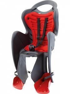Дитяче велосипедне крісло Mr Fox Clamp на багажник SAD-25-A2 BELLELLI