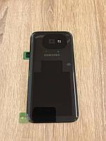 Крышка задняя Samsung A720 GH82-13679A Black оригинал!