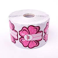 Форма для наращивания широкая универсальная Master Professional розовая 500 шт
