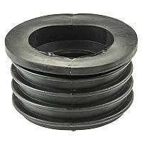 Переход резиновый (манжета) для канализационных труб 124/110