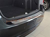 Накладка на задний бампер NataNiko на Lancia Ypsilon 2012