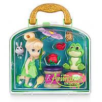 Кукла Динь Динь Тинкербелль Дисней мини аниматоры  Disney Animators' Collection Tinker Bell Mini Doll Оригинал