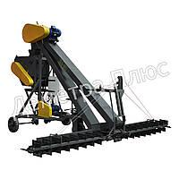 Зернометатель (зернопогрузчик) ЗМ-80