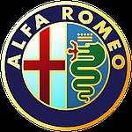 Хром накладки Alfa Romeo