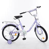 Велосипед детский 14 дюймов Profi Star, Flowers, Top Grade