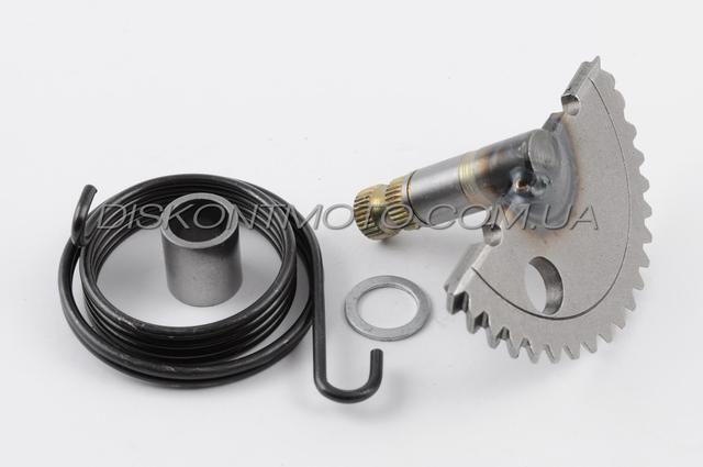 Сектор заводной (полумесяц) 2Т/4Т скутер 50-150cc