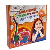 """Набор для творчества """"Арт терапия"""" (рус) 25*25*5 см. /10/"""