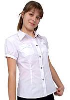 """Блузка детская для девочек школьная М-923  от 6 до 14 лет  тм """"Попелюшка"""", фото 1"""