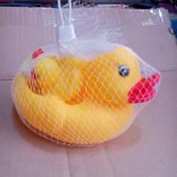 Детские пищалки для купания Уточки