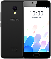 "Meizu M5C Black 2/16 Gb, 5"", MT6737, 3G, 4G"