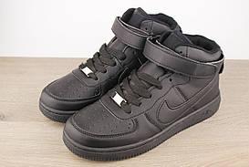Кроссовки Nike Air Force 1 Mid Core Black