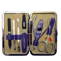 Маникюрный набор Mertz 6350RF (6 предметов)