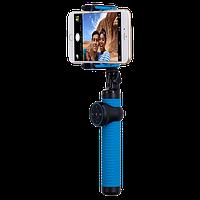 Монопод Momax Selfie Hero M 70см Bluethooth Blue