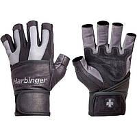 Перчатки для фитнеса HARBINGER Men's 1340 BioFlex™ WristWrap
