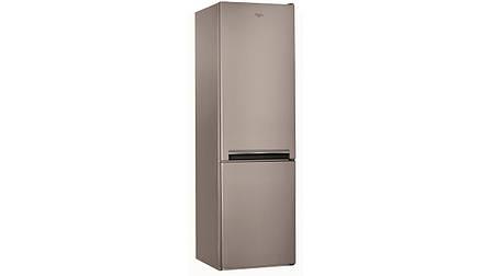 Двухкамерный холодильник Whirlpool BSNF 9101 OX, фото 2
