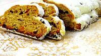 Вишневый пирог с ароматом сухофруктов