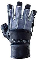 Перчатки для фитнеса HARBINGER 1310 BioForm WristWrap