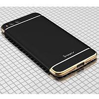 IPAKY Xiaomi Mi 6 Black 3in1 PC чехол бампер накладка