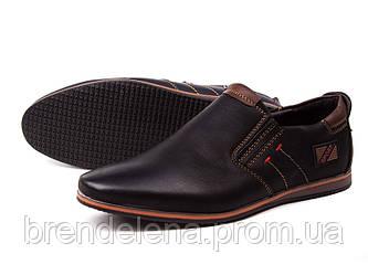 Туфли подростковые для мальчика (р36)