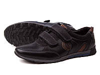 Туфли-мокасины спортивные  для мальчика р36-41
