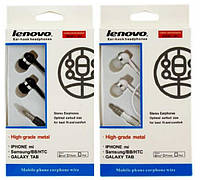 Наушники гарнитура Lenovo 204 для Lenovo S720 S720i