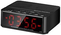 Радиочасы ERGO YH-07 с FM Bluetooth и громкой связью