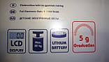 Детские весы для новорожденных Momert 6475 три режима взвешивания, фото 3