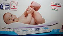 Дитячі ваги для новонароджених Momert 6475 три режиму зважування