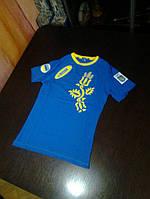 Женские Олимпийские Спортивные футболки   Bosco Sport Украина   голубые