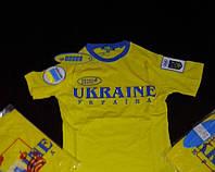 Женские Олимпийские Спортивные футболки   Bosco Sport Украина   желтые