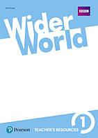 Дополнительные материалы для учителя Wider World 1 Teacher's Resource Pack