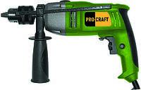 Дрель ударная Procraft PF-1650 (16 патрон)